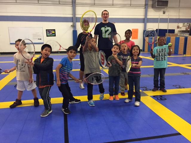 Coach Mary-Matt Kids Class Photo